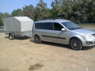 автомобильный прицеп МЗСА 817711 в Казани Фото 1