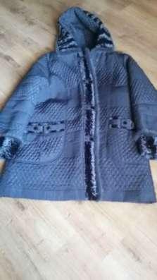 куртка отделанная мехом норочки раз54-58 в Калининграде Фото 2