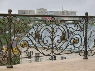 ворота,перила,калитки,заборы,козырьки в г. Белореченск Фото 2