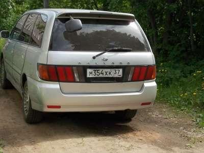 подержанный автомобиль Nissan BASSARA