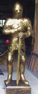 Рыцарь старого замка в Краснодаре Фото 1