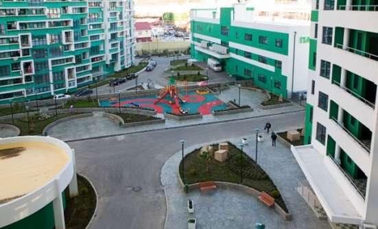 2-к квартира в центре Сочи ЖК Парк Горького
