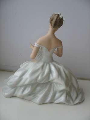 Продам статуэтку. Балерина с веером Германия в Москве Фото 4