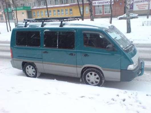 Микровавтобусы