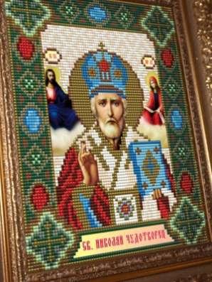 Икона Набор для рукоделия № 3
