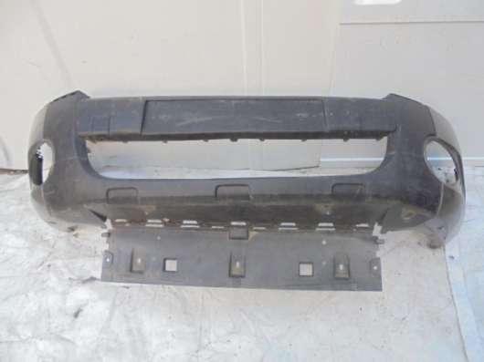 Передний бампер с птф на Peugeot Partner