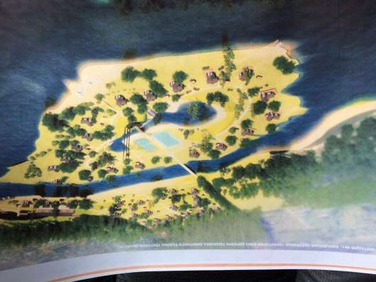 Участок на 1 береговой линии р. Волга, д. Ушаковка в г. Кимры Фото 1