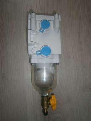 Топливный фильтр Сепаратор 600FG with heater (c подогревом)