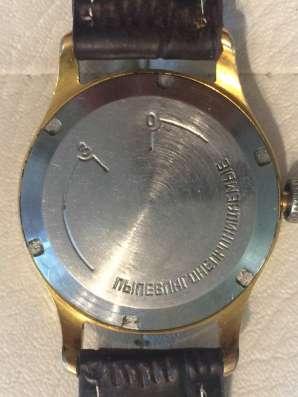 Часы Сатурн, 1960 г., позолота