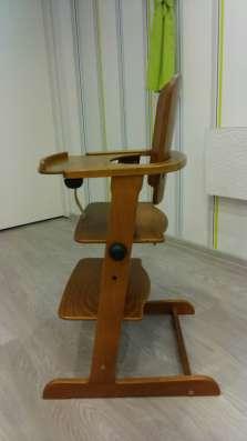 Деревянный детский стул Geuther в г. Выборг Фото 2