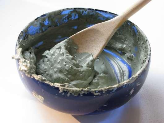Косметическая, природная, голубая глина в Краснодаре Фото 1