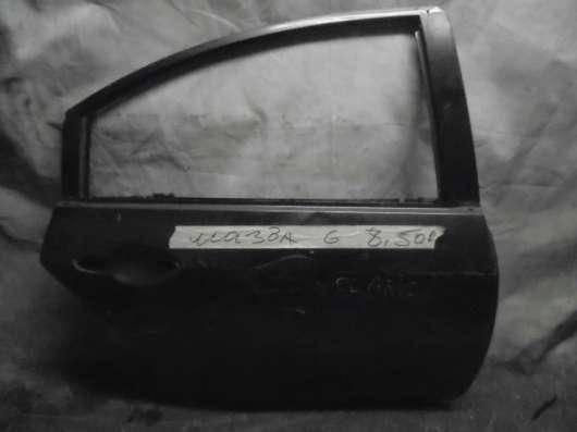 Дверь задняя правая Mazda 6 GG