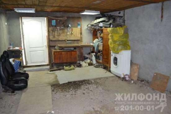 дом, Новосибирск, Чехова, 33 кв.м. Фото 4