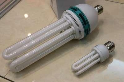 Энергосберегающие лампы 60 наименований в Иркутске Фото 1