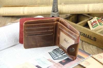Бумажник Bailini 501 натуральная кожа  Бумажники  Bailini