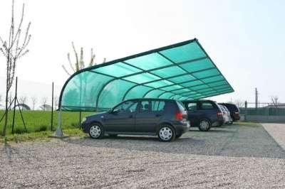 Навесы для парковки Ева-ЛэндАгротехника