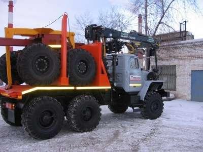 грузовой автомобиль УРАЛ 5571-1151-70 в Великом Новгороде Фото 1