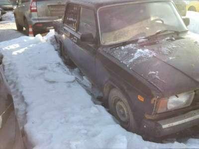 автомобиль ВАЗ 2107, цена 67 000 руб.,в Туле Фото 4