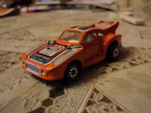 Масштабная модель автомобиля Порше
