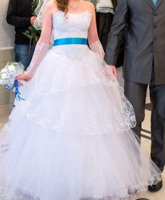 Свадебное платье + подарок в Перми Фото 4