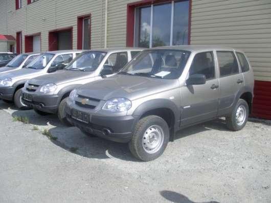 Продажа авто, Chevrolet, Niva, Механика с пробегом 1 км, в Челябинске Фото 3