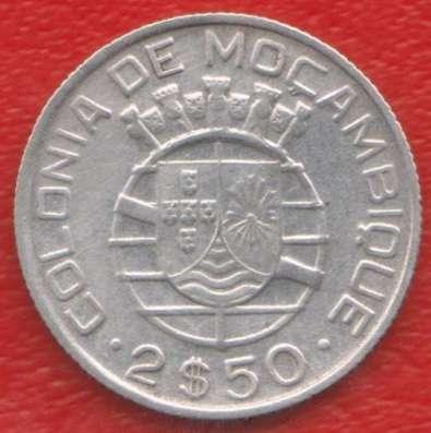 Мозамбик Португальский 2.5 эскудо 1950 г.