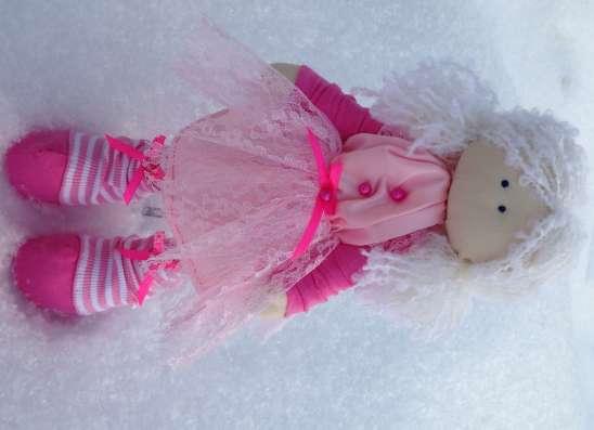 Интерьерная кукла ручной работы-оригинальный подарок в Новосибирске Фото 3