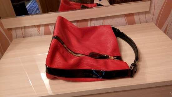 Продам сумку красную цена 23 000 тенге в г. Уральск Фото 1