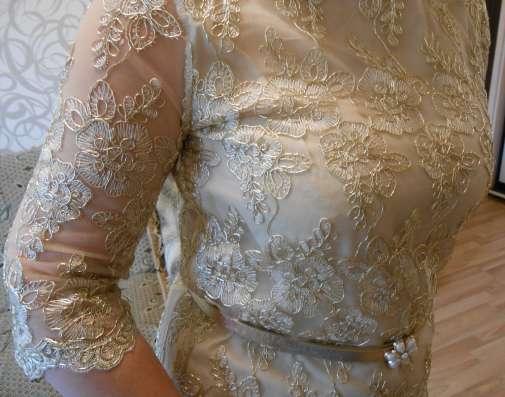 Праздничное, нарядное, вечернее Золотое платье