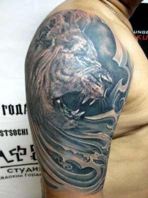 Татуировка в Сочи Фото 6