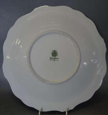 Weimar. Красивая тарелка. Веймар.32см