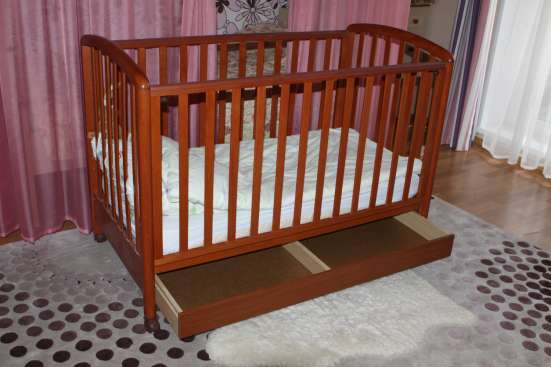 Детская кроватка Baby Italia в Ярославле Фото 6