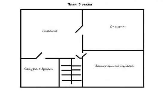 Коттедж на Выборгское ш. Фото 1