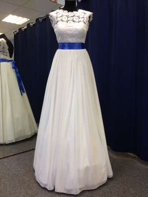 Нежное дизайнерское свадебное платье