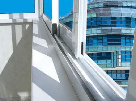Балконные рамы и москитные сетки