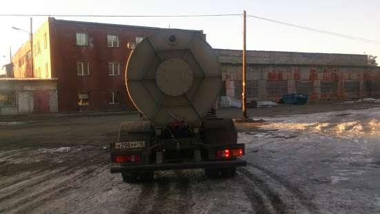 Вакуумное оборудование для ассенизационных машин ТМ-13,0ВМ