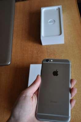 IPhone 6, 16GB, Space Gray в Саратове Фото 2
