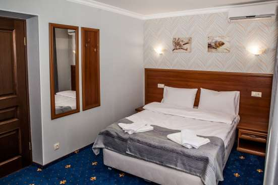 Гостиница на берегу р. Дубна Фото 2