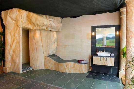 Гибкий камень для фасада и интерьера