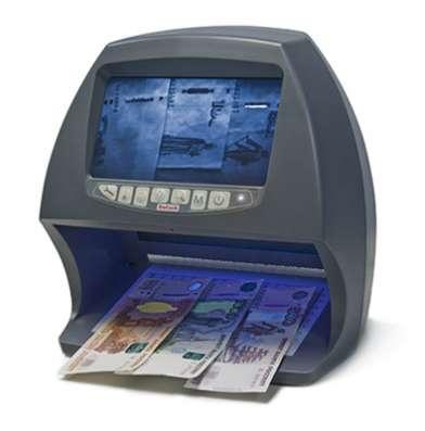 Детектор банкнот DoCash DVM BIG D Антистокс