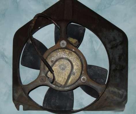 Вентилятор радиатора Москвич 2141, ВАЗ