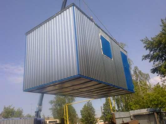 Вагончик, бытовка 2400х5000 в Челябинске Фото 1