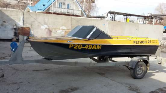 Прокат, аренда прицепа для перевозки лодки, катера, гидроцик