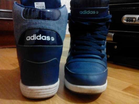 Кроссовки Adidas NEO в Москве Фото 2