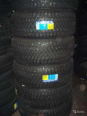 Новые шипы Michelin 235 55 R17 X-ICE North 2 XL в Москве Фото 1