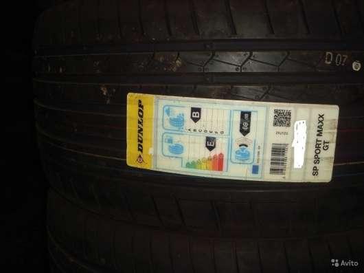 Новые Dunlop 255/40ZR19 Sport Maxx GT XL 100Y