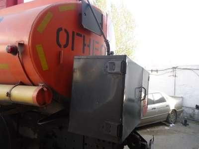 топливозаправщик КАМАЗ 43118 АТЗ-11,3