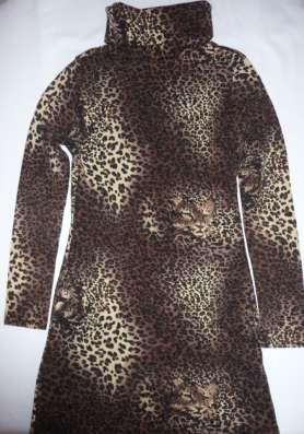 Платье-туника осень-зима, Турция, р-44(46)
