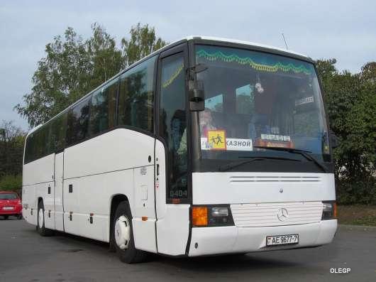 Пассажирские перевозки детей и взрослых в РБ