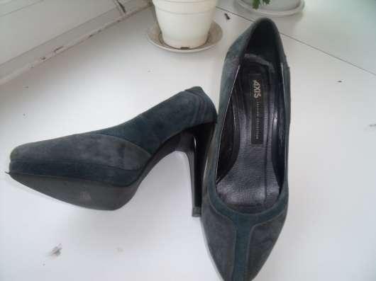 Роскошные туфли Axis оригинал р.35-36, обмен